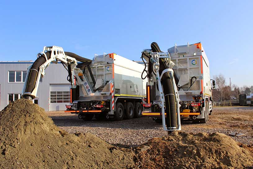 Suction Excavation​ - Case Study